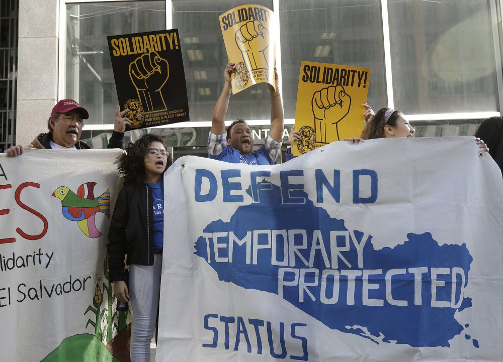 U.S. Decision To End Temporary Immigration Protections Was Racist, Attorneys Argue
