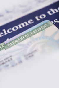 Permanent green card California