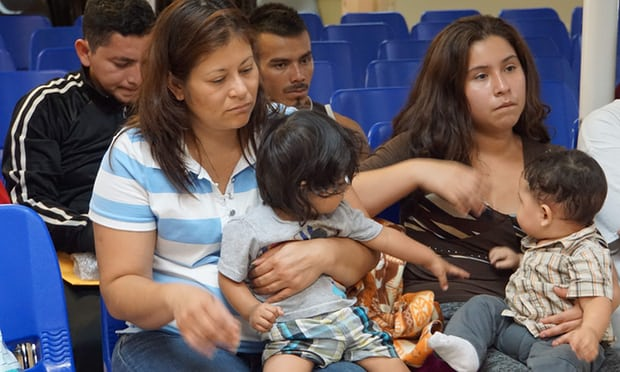 Judge rejects US government request for long-term detention of immigrant children