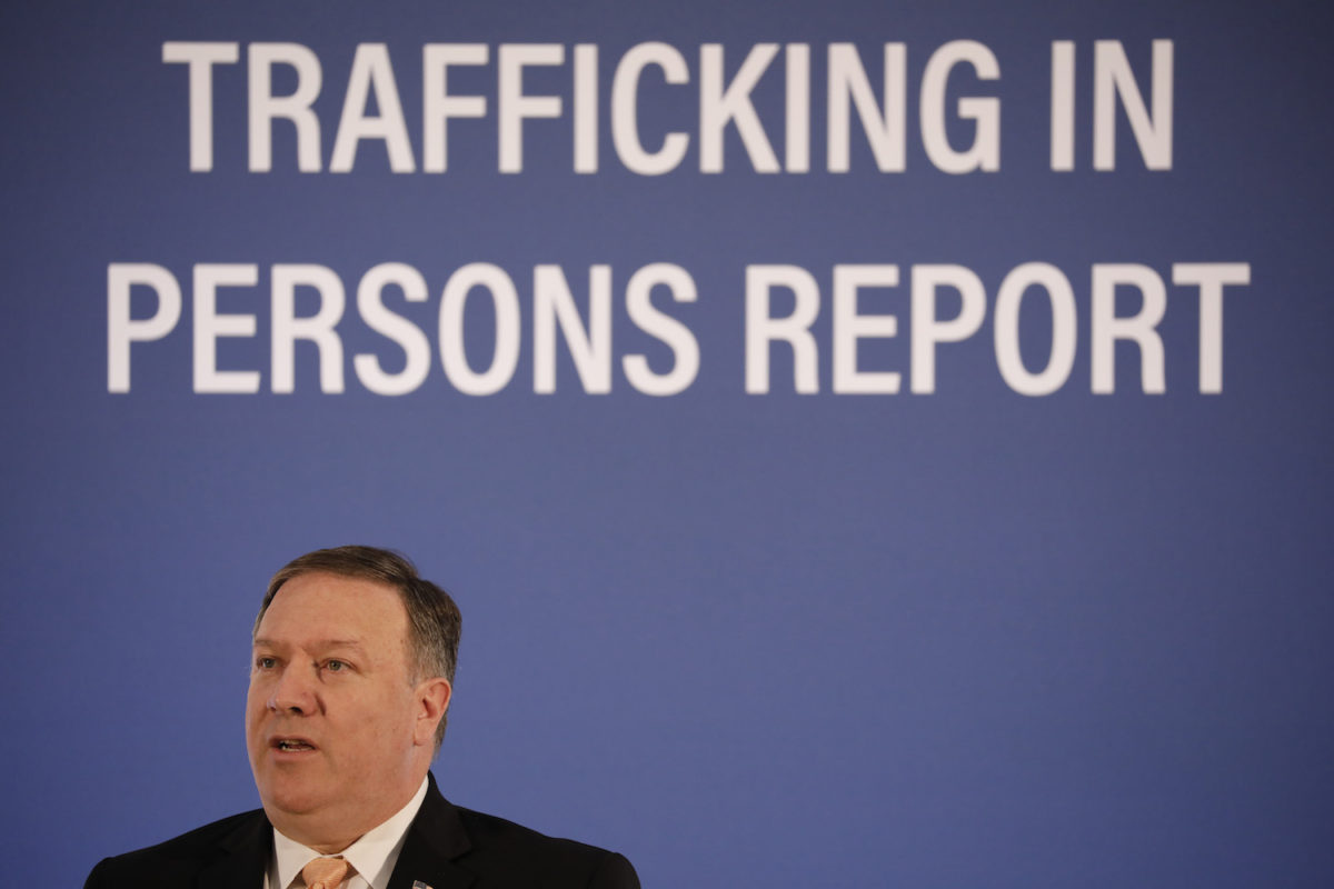 New U.S. Policy Raises Risk of Deportation for Immigrant Victims of Trafficking